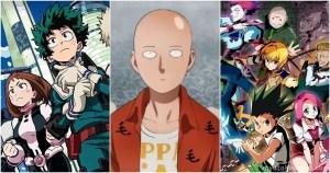 Anime Series on Hulu