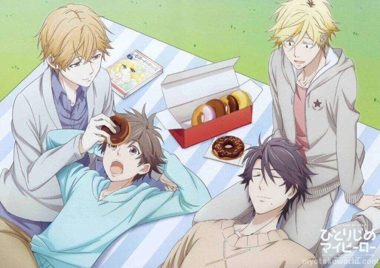 Best BL Anime