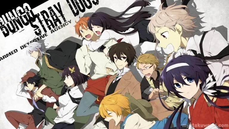 Bungou Stray Dogs Season 4