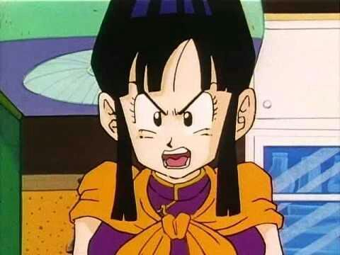Chi-Chi From Dragon Ball Z