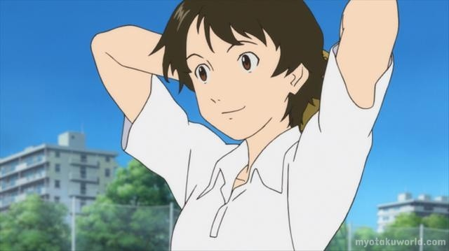 Makoto Konno From The Girl Who Leapt Through Time