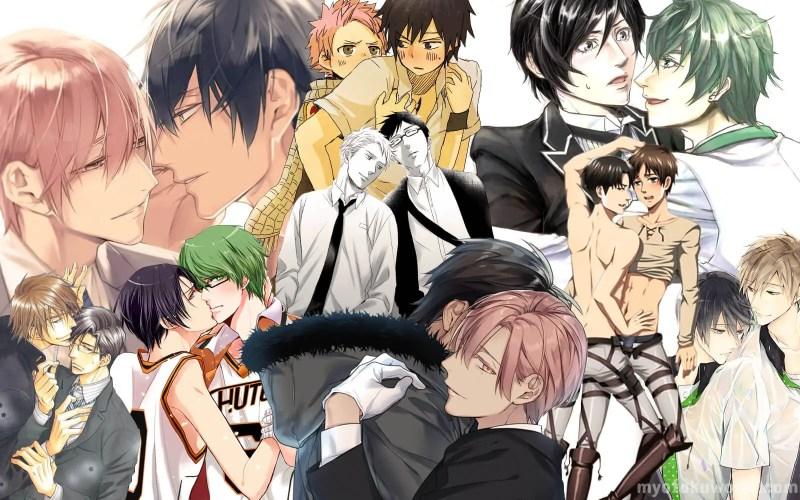 Boys Love Manga
