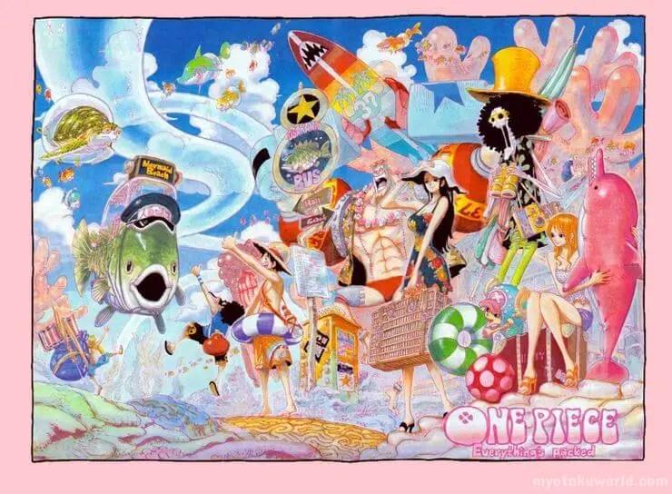 One Piece Spread