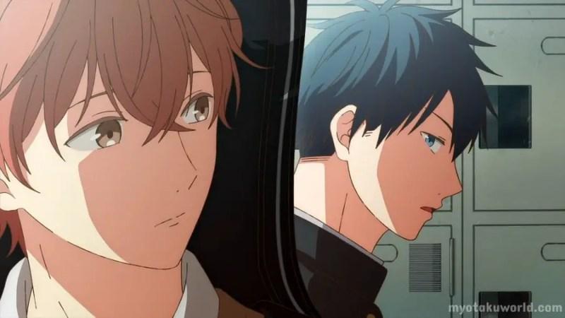 Shounen Ai Anime