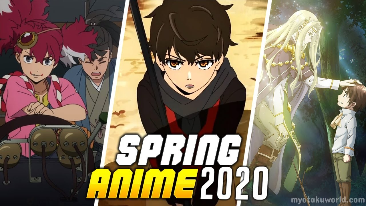 Spring 2020 Anime