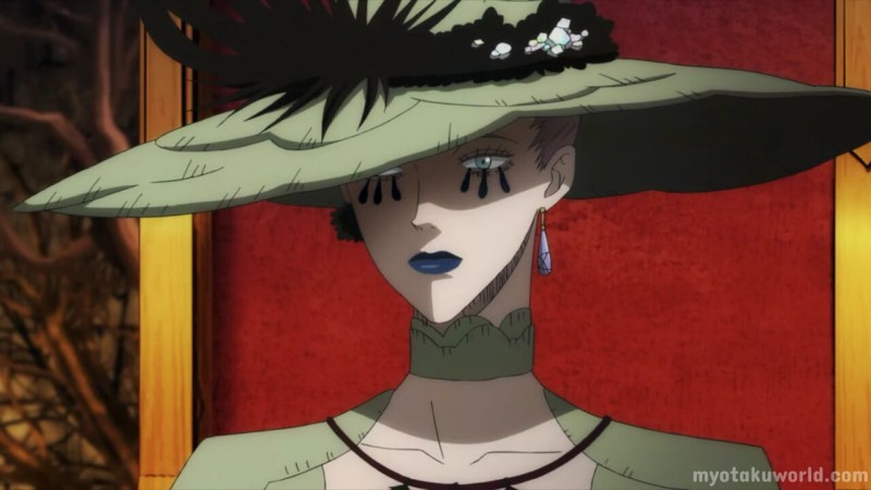 Witch Queen from Black Clover