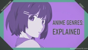 Anime Genres