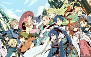Log Horizon Season 4