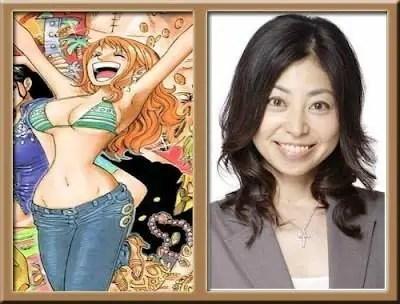 Cat Burglar Nami voiced by Akemi Okamura