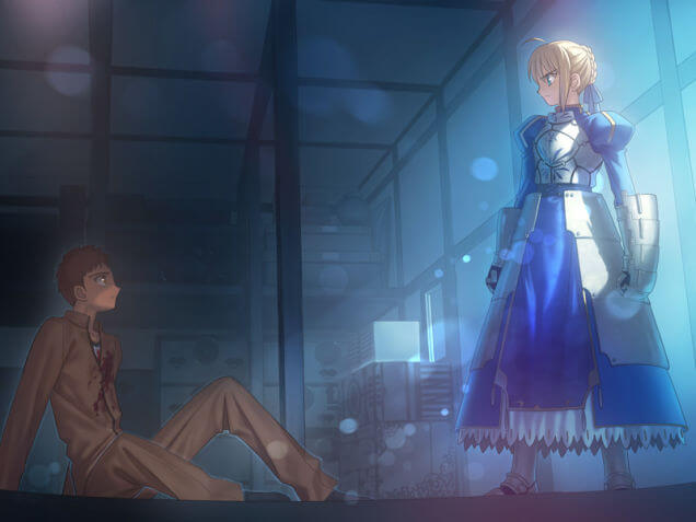 Fate/Stay Night Game