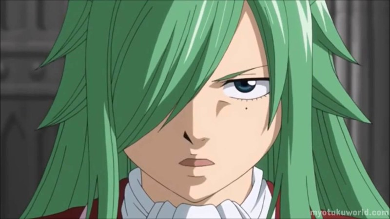 Freed Justine From Fairy Tail