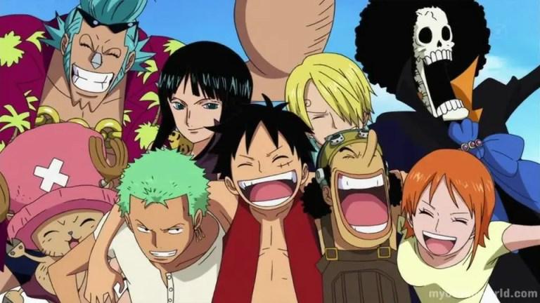 One Piece Timeskip