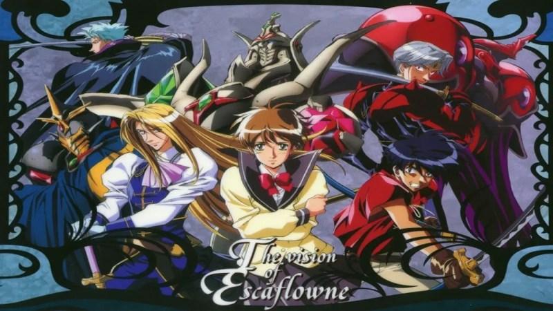 The Vision of Escaflowne