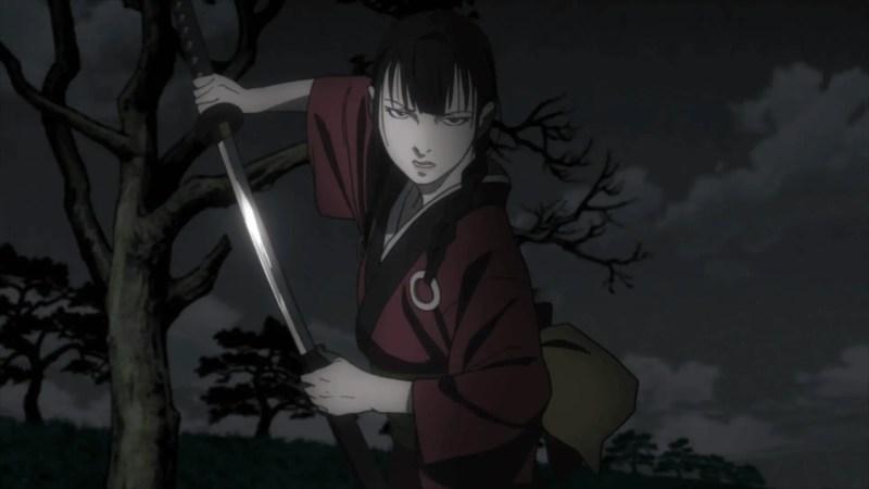 Makie Otono Tachibana From Blade of the Immortal