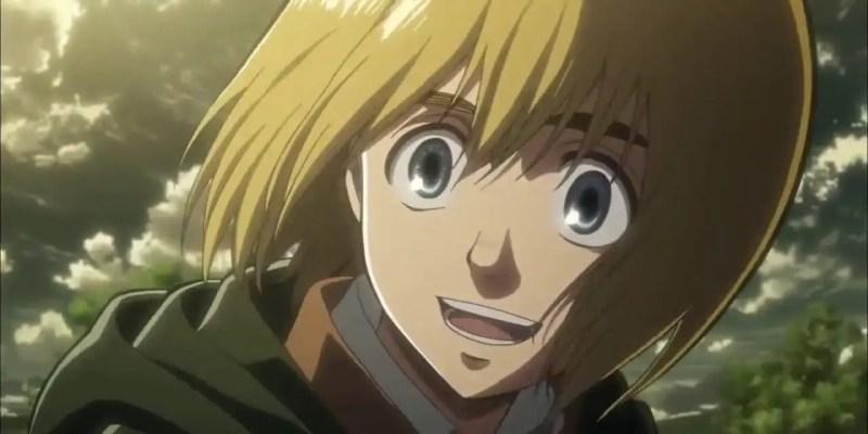 Armin Arlert from Attack on Titan