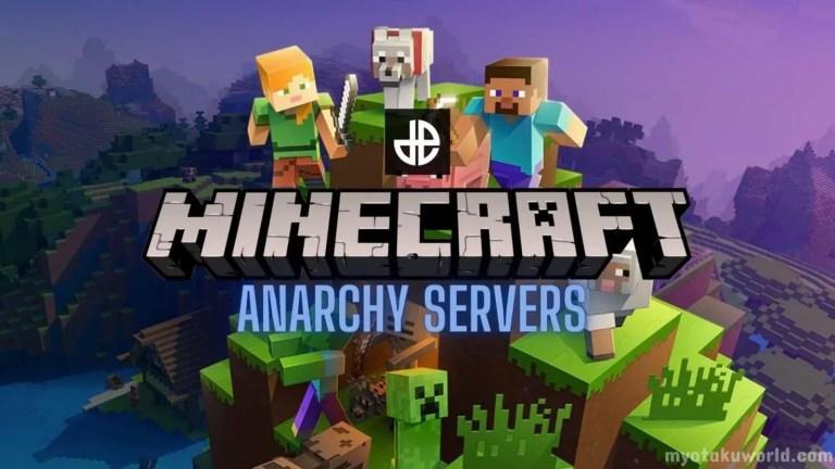 Minecraft Anarchy Servers
