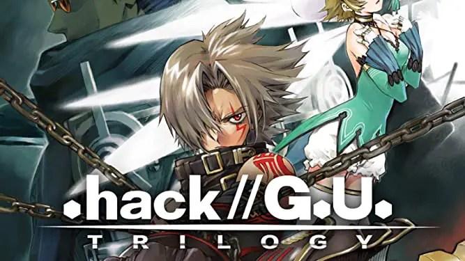 .hack//G. U. Trilogy