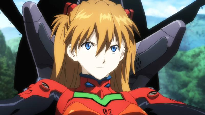 AsukaAsuka Langley Soryu From Neon Genesis Evangelion