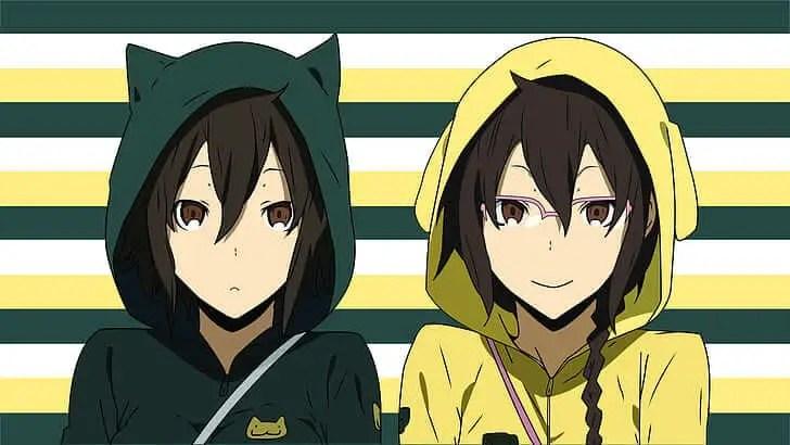 Kururi & Mairu Orihara From Durarara!!