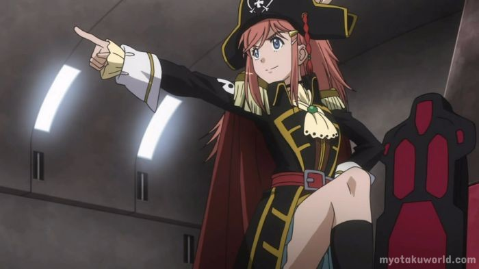 Pirate Anime