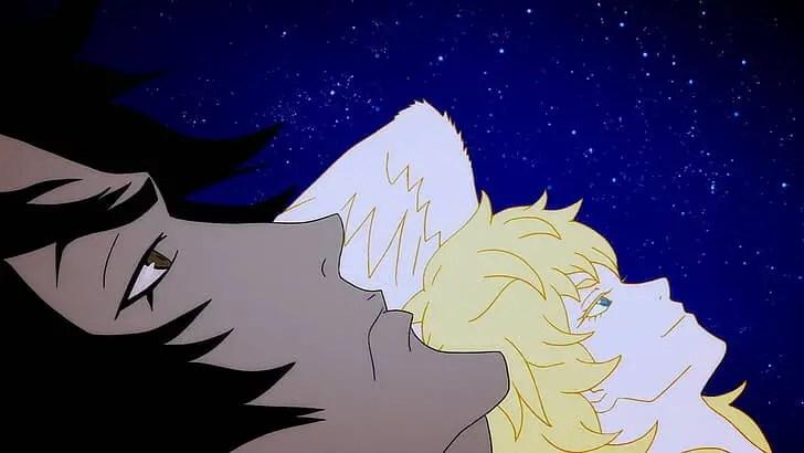 Akira Fudou and Ryo Asuka From Devilman Crybaby