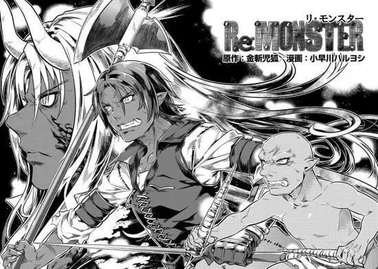 Re: Monster