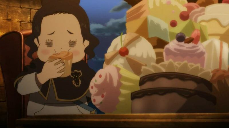 Charmy Papittoson's dishes (Black Clover)