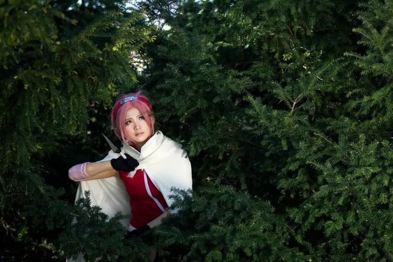 Haruno Sakura From Naruto