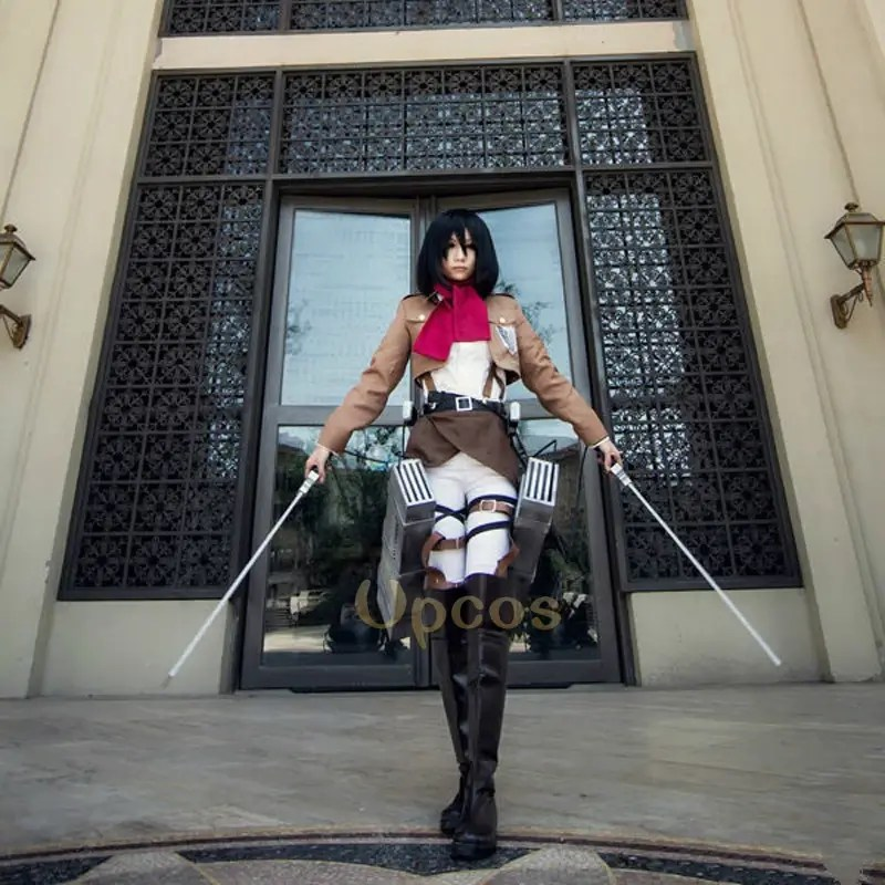 Mikasa Ackermann From Attack on Titan