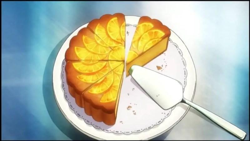 Ryuuji Takasu's desserts (Toradora)