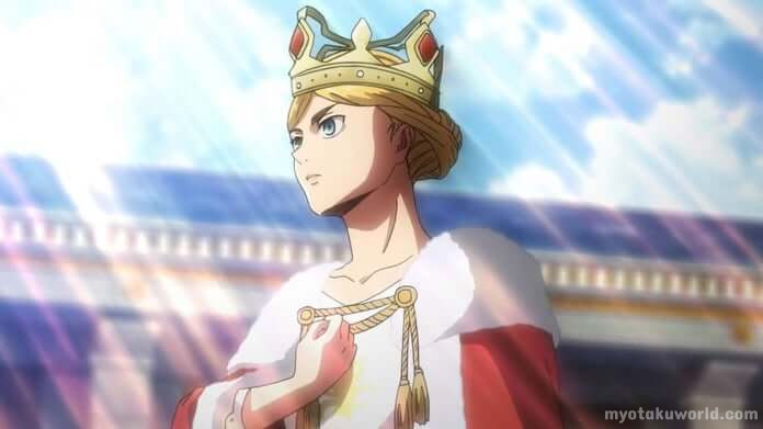 Why Did Historia Get Pregnant
