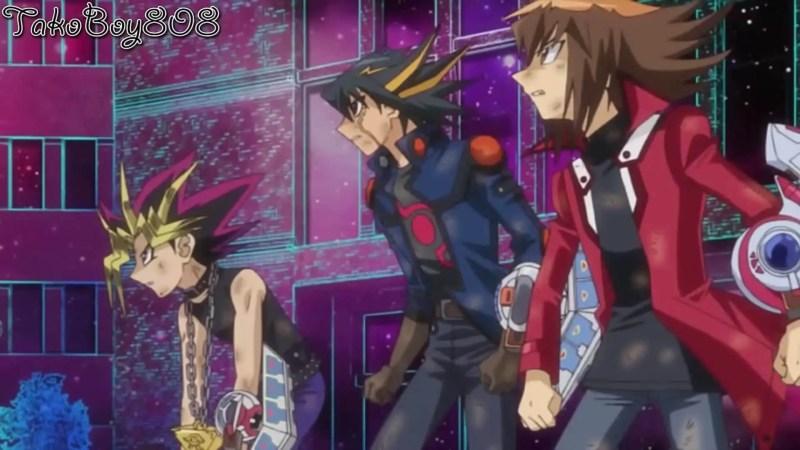Yu-Gi-Oh!: Bonds Beyond Time (2010)