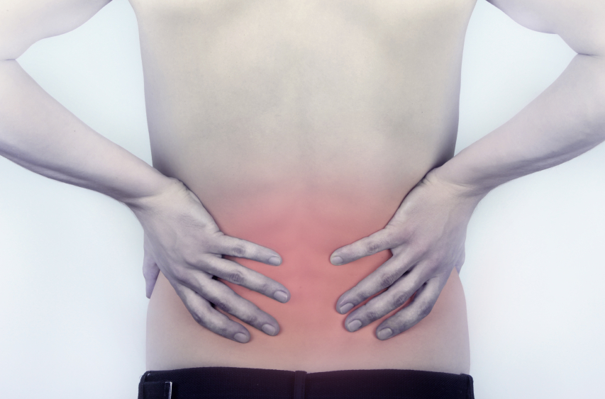 Have you ever experienced low back pain?