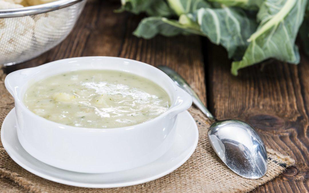 Fennel & Cauliflower Soup – It's Delicious