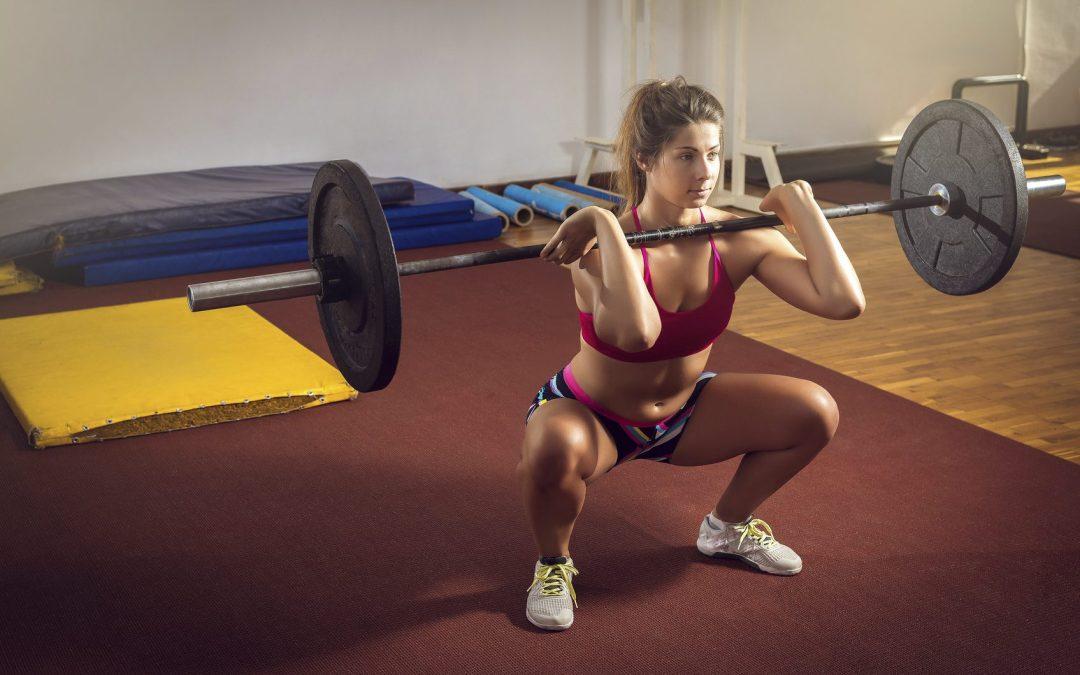 Soleus stretches to improve your squat!