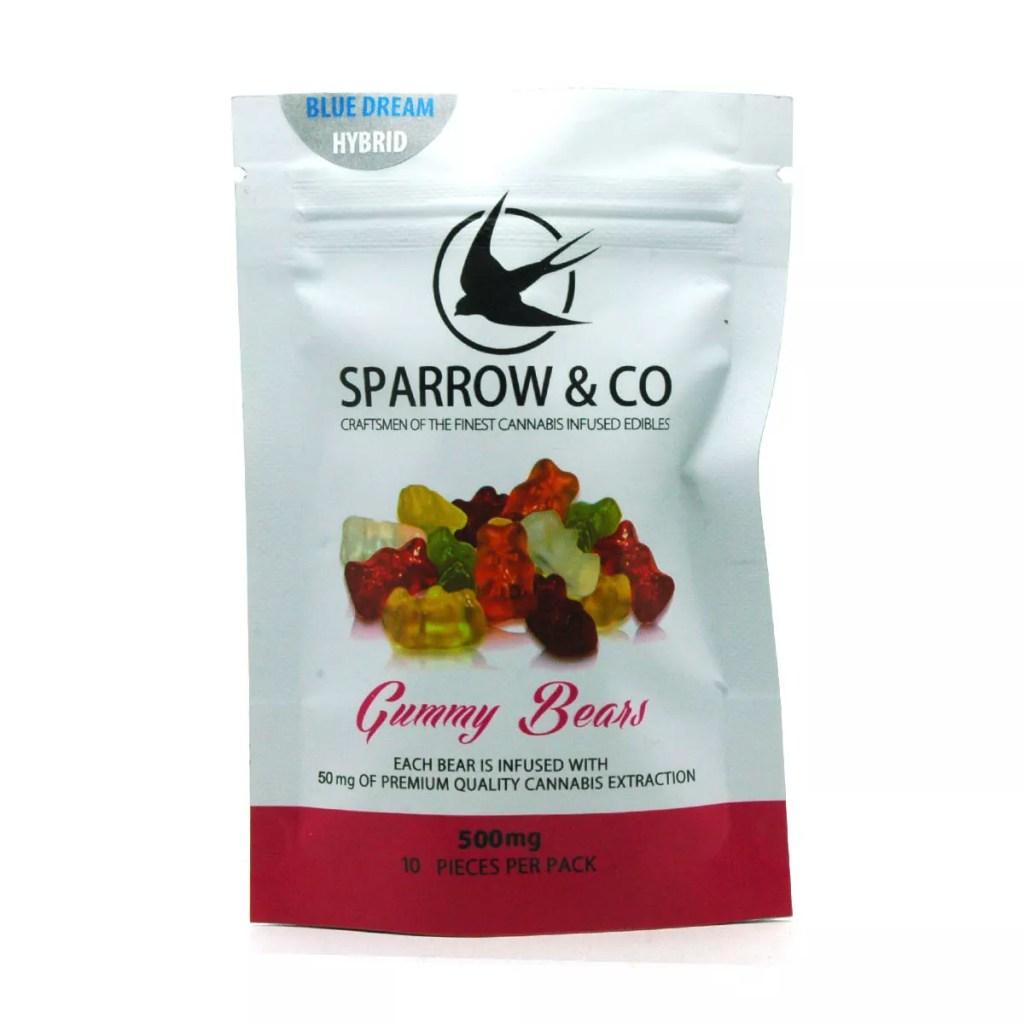 Sparrow Gummies