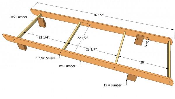 Lounge Chair Plans Myoutdoorplans Free Woodworking