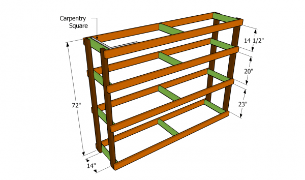 How Build Garden Shed Step Step
