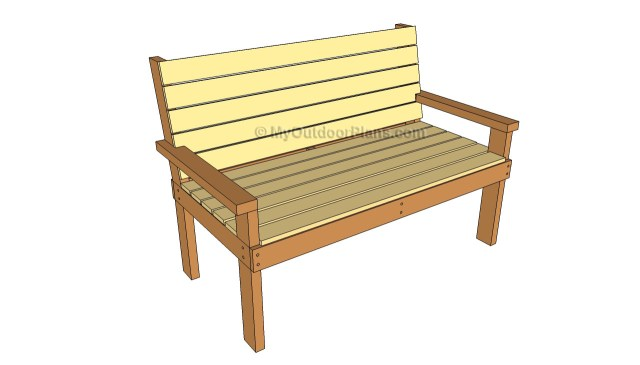 Outdoor Furniture Plans   Free Outdoor Plans - DIY Shed, Wooden ...