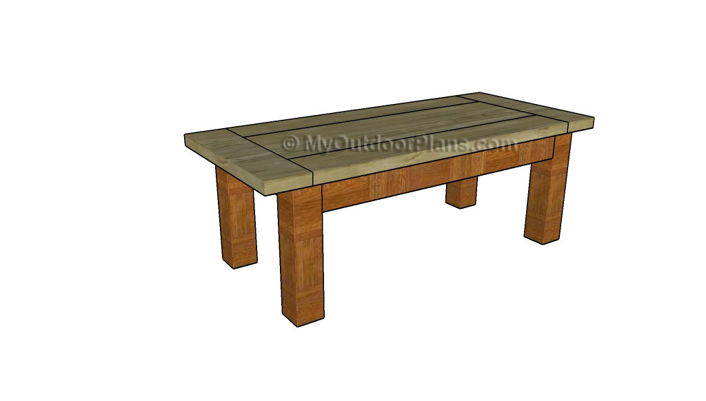 Coffee Table Plans | Free Outdoor Plans - DIY Shed, Wooden ... on Coffee Table Plans  id=78915
