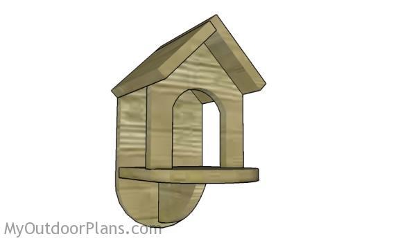 Bird Table Plans Myoutdoorplans Free Woodworking Plans