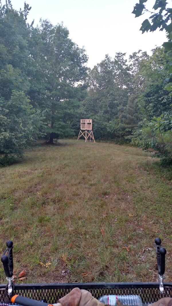 Diy Deer Shooting Blind Myoutdoorplans Free