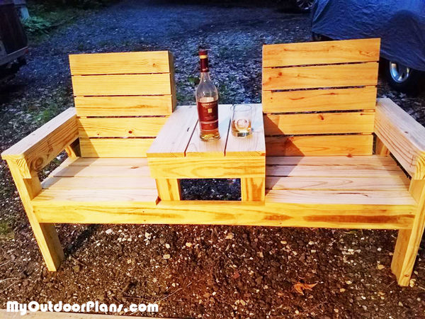 Diy Wood Bench Myoutdoorplans Free Woodworking Plans