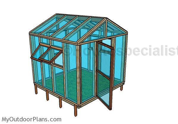 Garden Shed Design Plans