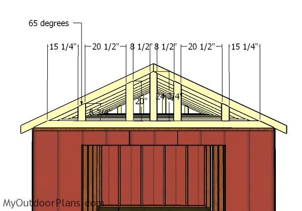 Shed Making Wooden