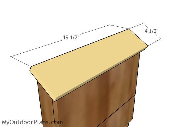 Simple Bat House Plans Myoutdoorplans Free Woodworking