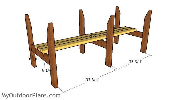 Woodworking Plans For Vegtrug