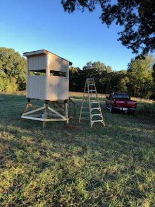 Free Deer Stand Plans Myoutdoorplans Free Woodworking