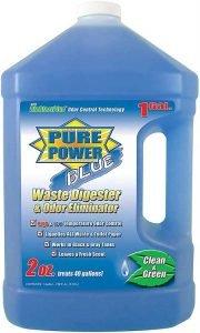 Valterra - V23128 Pure Power Blue Waste Digester and Odor Eliminator - best RV holding tank treatment