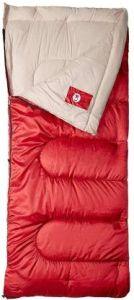 Coleman Palmetto Sleeping Bag for Cool Weather, 30℉ Temperature Rating